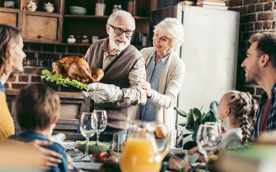 Helping Our Loved Ones With Hearing Loss This Thanksgiving